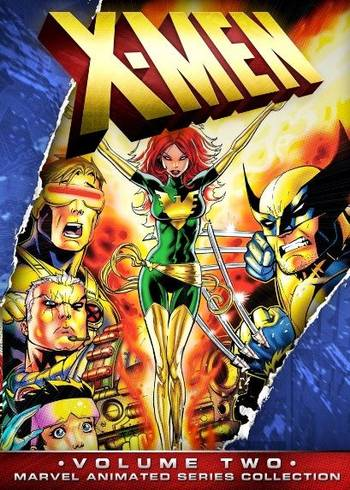 X-MEN: Volume Two [Latino]