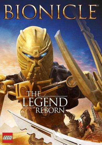 Bionicle: The Legend Reborn [Latino]