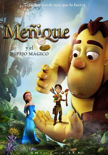 Meñique y el espejo mágico [Latino]