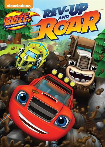 Blaze And Monster Machines Rev Up And Roar [Latino]