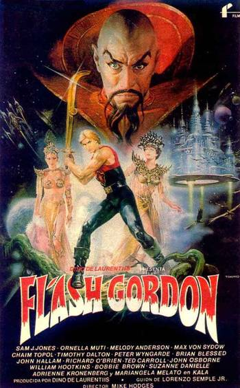 Flash Gordon [Latino]