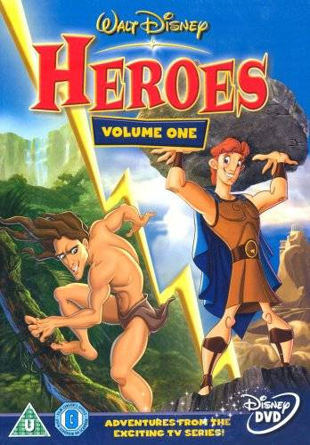 Heroes Disney Volume One [Latino]