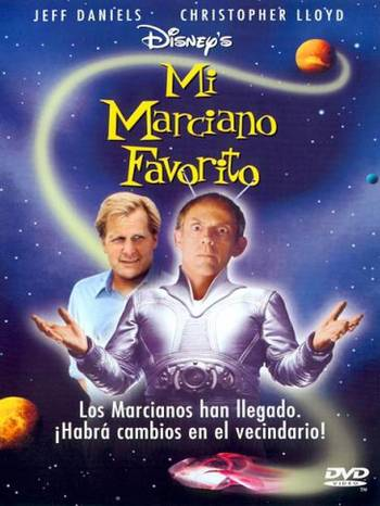 My Favorite Martian [Latino]
