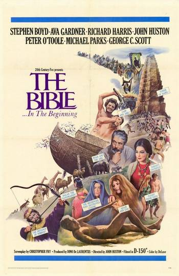 The Bible: In the Beginning [1966] [DVD R4] [Latino]