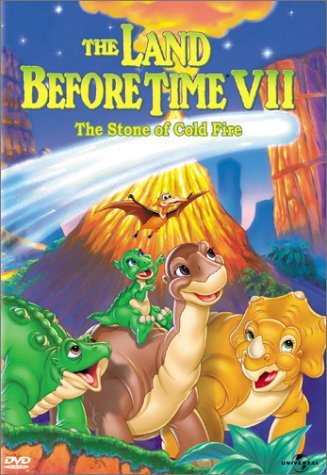 The Land Before Time VII: The Stone of Cold Fire [Latino]