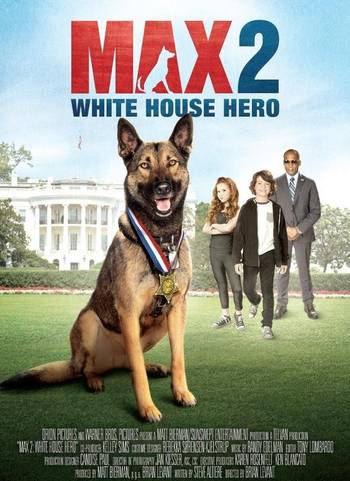 Max 2 White House Hero [Latino]