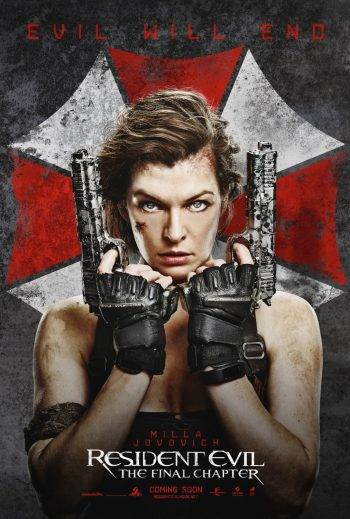 Resident Evil – The Final Chapter [Latino]