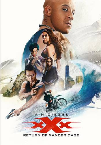 xXx: Return of Xander Cage [Latino]