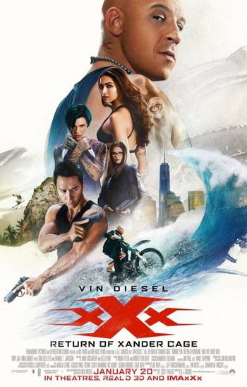 xXx: Return of Xander Cage [BD25][Latino]