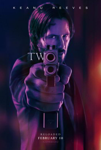 John Wick: Chapter 2 [BD25][Latino]