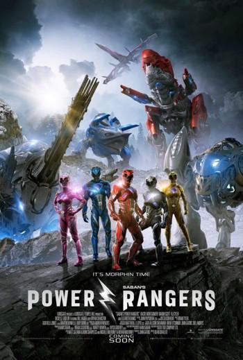 Power Rangers [BD25][Latino]