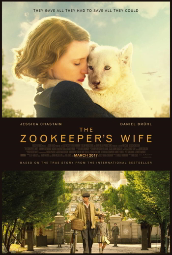 The Zookeeper's Wife [BD25][Latino]