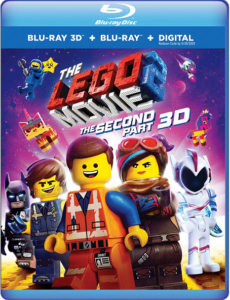 The Lego Movie 2: The Second Part [2019] [3D] [BD25] [Latino]
