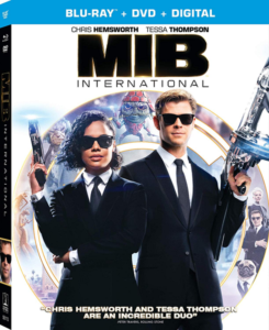 Men in Black International [2019] [BD25] [Latino] FIX